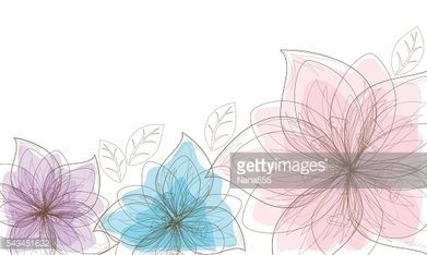 Vertical and horizontal background