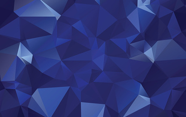 Vector Abstract geometric shape squares and triangles polygonal