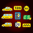 pixel art,Taximeter,twenty ...