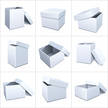 Box - Container,Gift,Open,W...