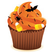Halloween,Cupcake,Candy,Can...