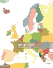 Europe,Map,Backgrounds,Orna...