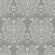 Damask Pattern,Square,Repet...