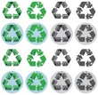 recycle logo,Architecture A...