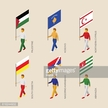 People,Cut Out,Vector,Flag ...