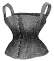 Corset,Victorian Style,Old-...