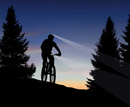 Bicycle,Night,Cycling,Mount...