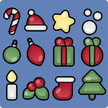 Cute,Design Element,Christm...