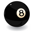 Eight Ball,Pool Ball,Number...