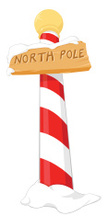Directional Sign,Ice,Pole,S...