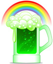 St. Patrick's Day,Rainbow,B...