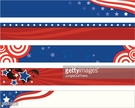 Flag,The Americas,National Flag,USA,Fourth of July,Blue,Red,White Color,Star Shape,Striped,American Culture,Backgrounds,American Flag,Color Image,Patriotism,Illustration,No People,Vector,Web Banner