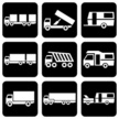 Truck,Symbol,Vehicle Traile...