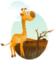 Safari,Animal,Cartoon,Giraf...