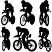 Cycling,Bicycle,Silhouette,...
