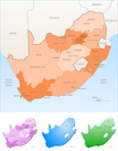 Map,South Africa,Africa,Car...