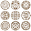 Circle,Pattern,Frame,Mandal...