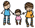 Family,Father,Holding Hands...