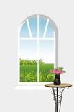 Window,Vector,Table,Home In...