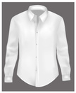 Shirt,White,Sleeve,Vector,L...