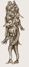 People,Bizarre,Symbol,Medieval,Human Body Part,Drawing - Art Product,Bird,Old,Cultures,Crow - Bird,Pencil Drawing,Illustration,Genetic Modification,Vector,Characters,Arts Culture and Entertainment,Ideas,The Human Body
