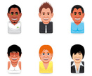Human Face,Icon Set,Avatar,...