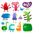 Monster,Alien,Cute,Animal,D...