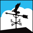 Weather Vane,Roof,Weather,E...