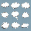 Cloud - Sky,Thinking,Paper,...