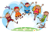 Child,Group Of People,Happi...