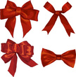 Bow,Red,Ribbon,Christmas,Ri...