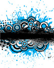 Abstract,Black Color,White,...