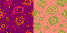 Paisley,Indian Culture,Orie...