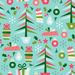 Christmas,Pattern,Retro Rev...