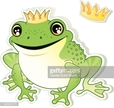 Cheerful,Green Color,Frog,T...