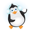 Penguin,Cute,Cold - Termper...