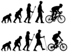 Evolution,Cycling,Bicycle,P...