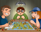 Board Game,Playing,Map,Fant...