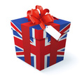 British Flag,Gift,Gift Box,...