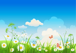 Flower,Field,Backgrounds,Cl...