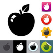 Apple - Fruit,Symbol,Comput...