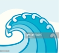 Blue,Water,Wave,Sea,Illustr...