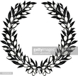 Food and Drink,Wreath,Black...