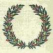 Laurel Wreath,Olive Branch,...