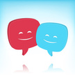 Discussion,Happiness,Talkin...