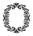 Ellipse,Frame,Black Color,O...
