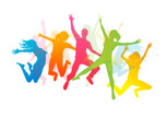 People,Outdoors,Motion,Lifestyles,Group Of People,Fun,Young Adult,Vector,Backgrounds,Activity,Men,Modern,Blue,City,Women,Adult,Cheerful,Happiness,Illustration,Communication,Multi Colored,Social Gathering,Friendship,Red,Success,Fashion,Pink Color,Green Color,Healthy Lifestyle,Exercising