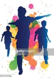 Funky,Recreational Pursuit,Child,Spray,Youth Culture,People,Celebration,Motion,Lifestyles,Fun,Vector,Backgrounds,Childhood,Boys,Front View,Silhouette,Activity,Vitality,Abstract,Pattern,Jogging,Happiness,Sprinting,Illustration,Excitement,Paint,Running,Splashing,Teenager,Playing,Freedom,Teenage Boys,Healthy Lifestyle,Splattered,Joy,Jumping