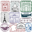 Postage Stamp,France,Paris ...