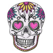 Mexico,Human Skull,Day Of T...